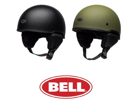 Bell Recon 1/2 Half Cruiser Motorcycle Street Helmet Asphalt Matte Colors Sizes