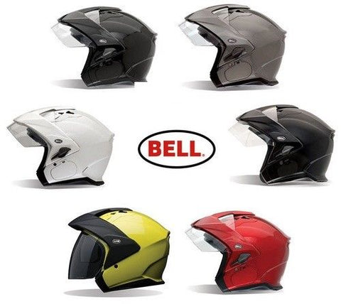 BELL MAG-9 Road Warrior Motorcycle Helmet Use Sena Bluetooth 5 Color SIZE XS-XXL