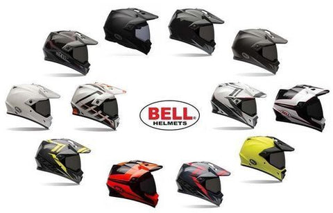 BELL MX-9 Adventure MIPS Dirt Bike Motorcycle Helmet 12 Colors SIZE XS S M L XL