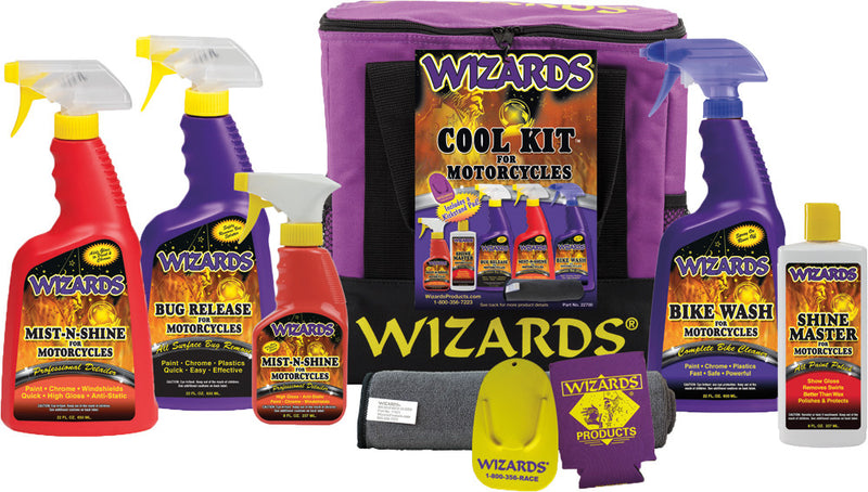 Cool Kit 7/Pc Wizards Products