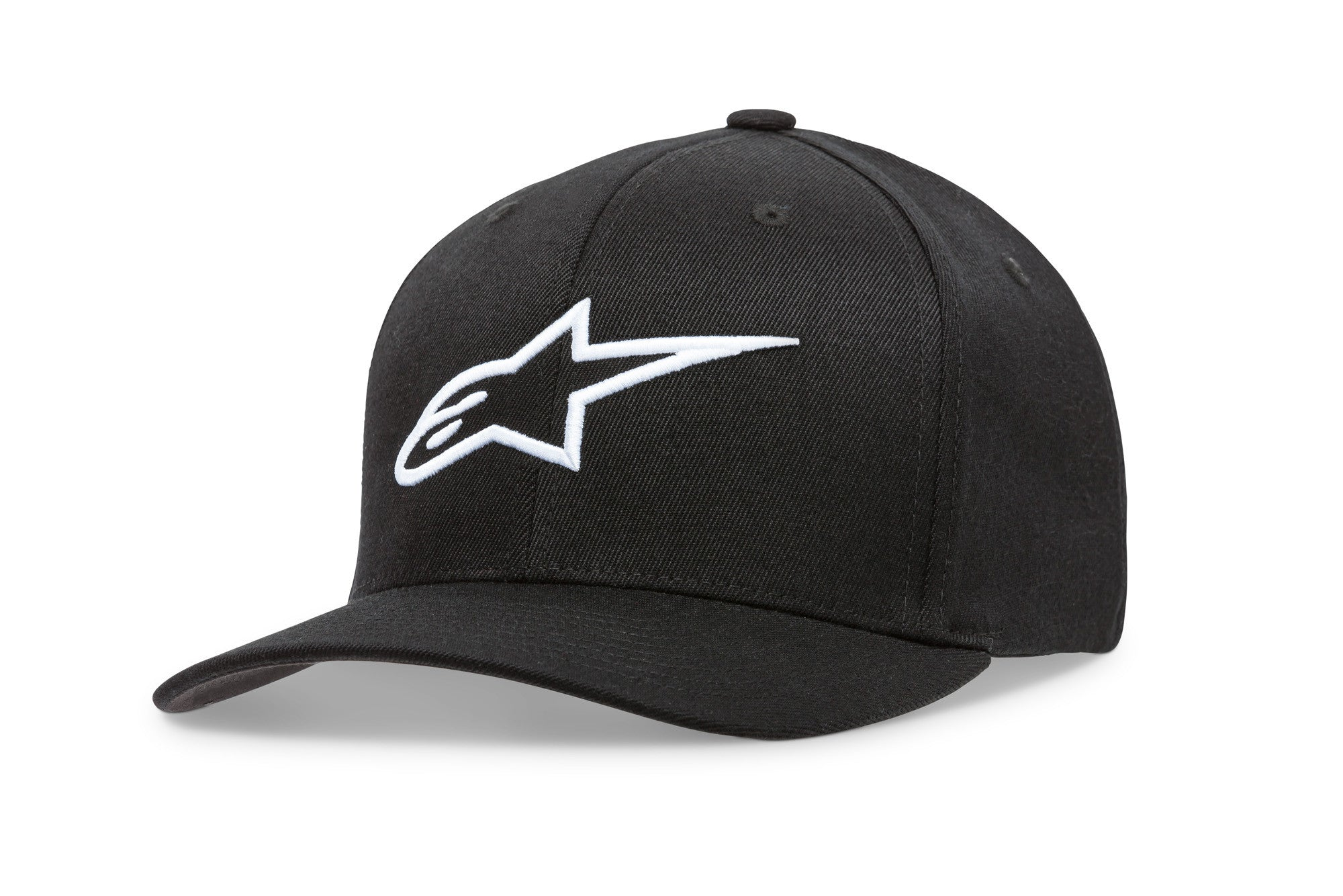 Alpinestars WOMENS AGELESS HAT BLACK/WHITE 1W38-81100-1020