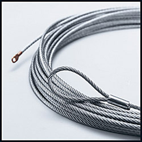 "4.0CI WIRE ROPE 7/32""X55' Warn Industries 68851"