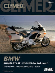 Repair Manual Bmw K1200Rs/Gt/Lt Clymer Cm501-3