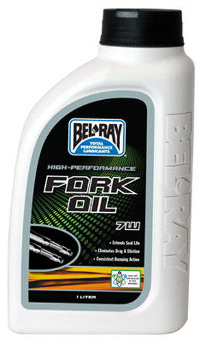 High-Performance Fork Oil 7W 1L  Bel-Ray 99310-B1lw