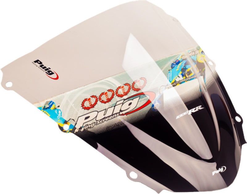 Racing Windscreen Clear Cbr 1000Rr '04 Puig Racing Screens