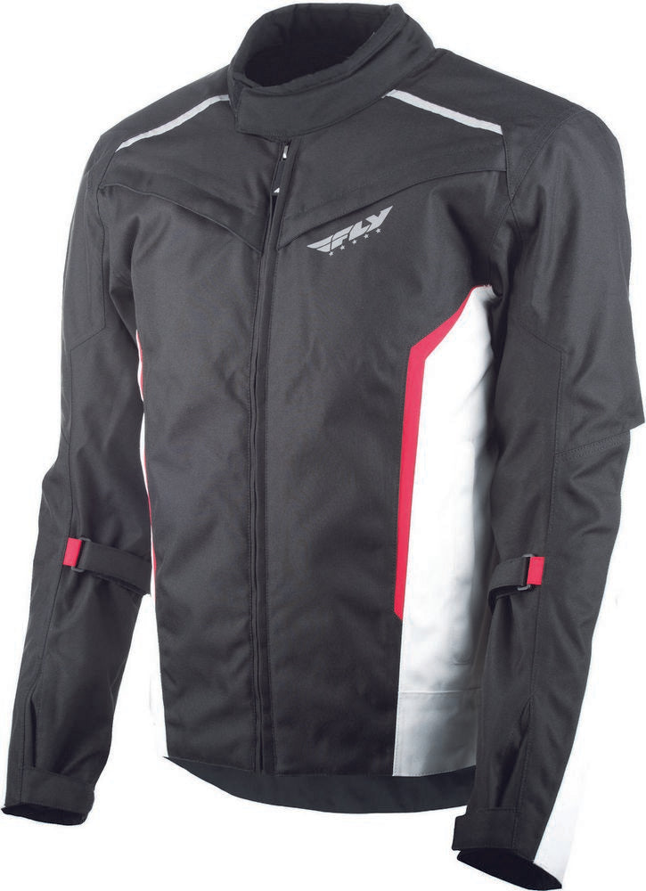 Fly Street Baseline Jacket Motorcycle Riding Removable thermal vest Waterproof