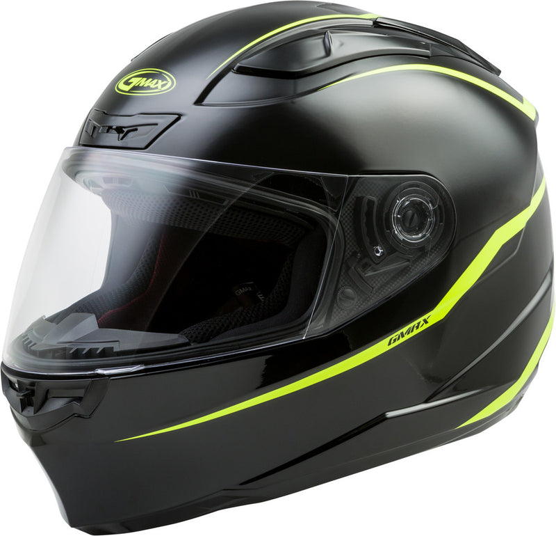 Gmax Ff88 Full Face Motorcycle Helmet Solid Colors And Graphics - Sizes  Gmax