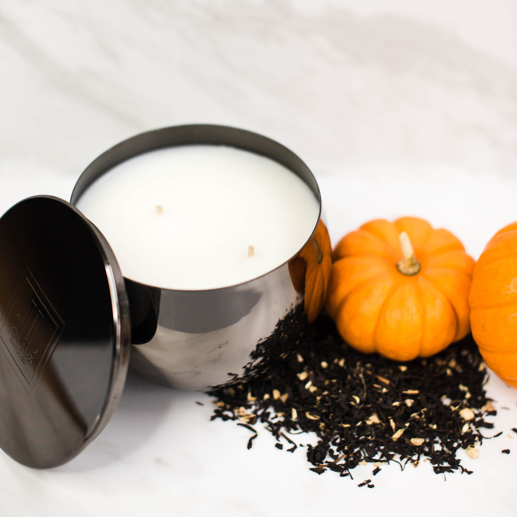 CARAMELIZED PUMPKIN CHAI
