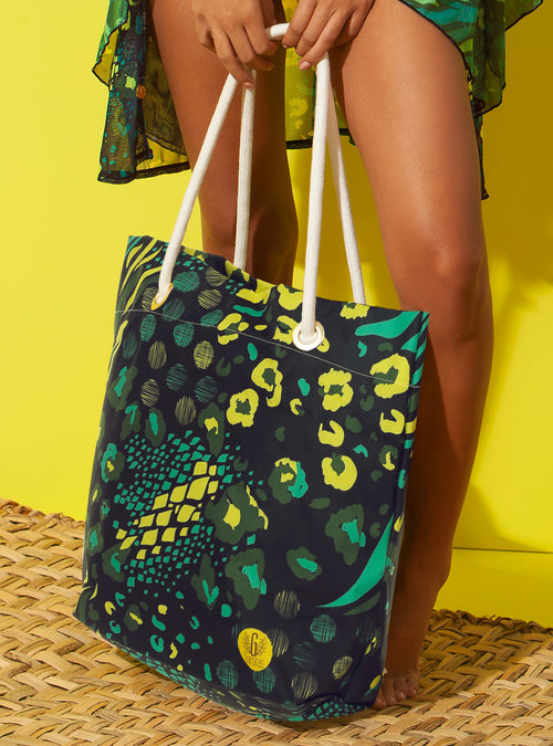 Bolso de Playa - Animal Print FP0003
