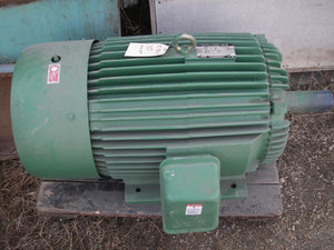 100 HP Toshiba High Efficiency Electric Motor