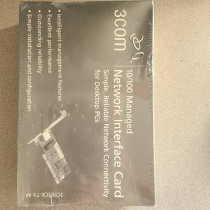 3COM 10/100 Managed Network Interface Card