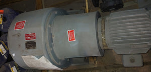 UCC Gear Drive 4325-229, Ratio 36.65:1, 10 HP, 575v