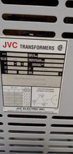 JVC Isolation Transformer 45 KVA 600-230 Volts, 3 Phase