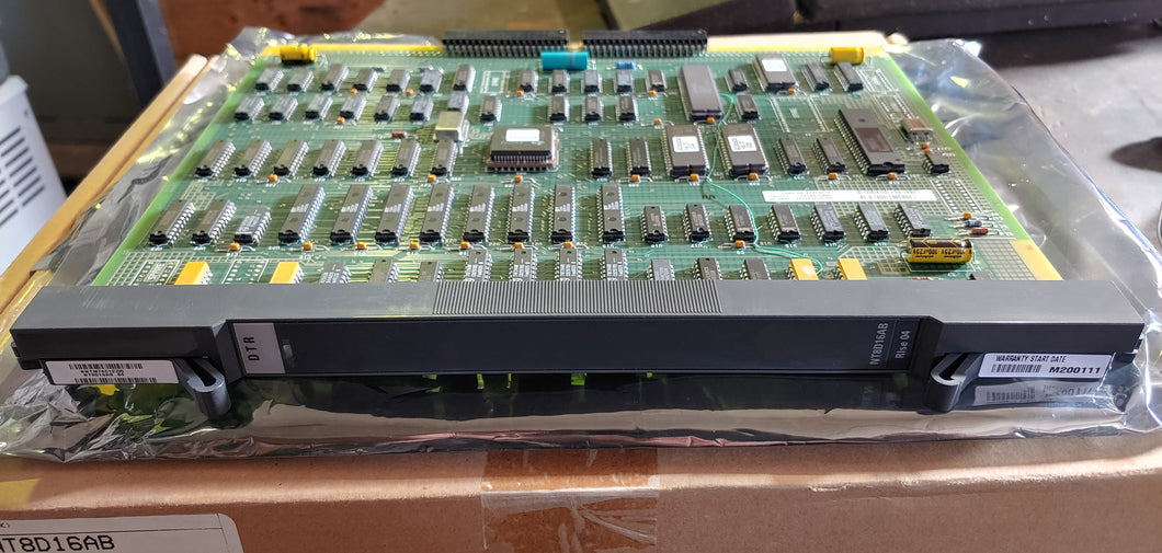 Nortel Networks DTR NT8D16AB