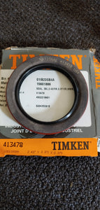 National Timken 413478 Seal