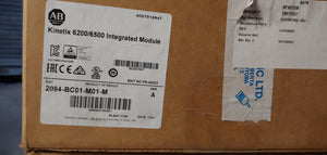 Allen Bradley 2094-BC01-M01-M Intergrated Module, Kinetix 6200/6500, Series A