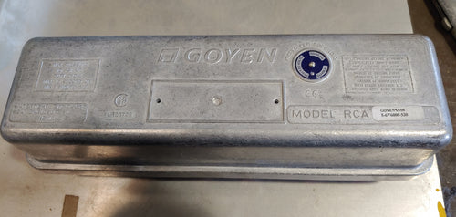 Goyen Model RCA 5-6V6000-530 Jet Valve Enclosure