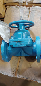 "ITT Engineered 3"" Valve 2537-00M-052 DIA-Flo"