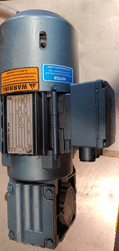 SEW Eurodrive .5hp 330/575Y 1700rpm TEFC With brake 346vac brake