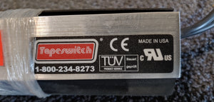"Tapeswitch TS-46 12"" Sensing Edge"