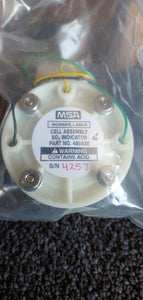MSA 485930 S02 Indicator Cell Assembly