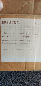 EPSU Inc Encapsulated Coil 230VDC