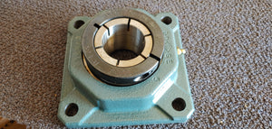 Dodge F4B-DLM-111 Size 1-11/16 128847 Flange Mount Ball Bearing Unit
