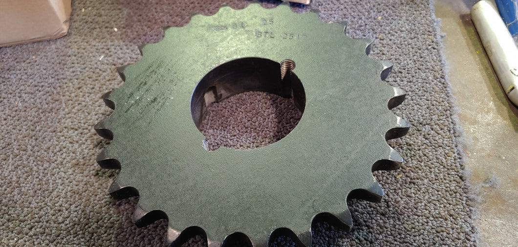 Dodge Taper-Lock Sprocket TLB825  2517 25 Teeth