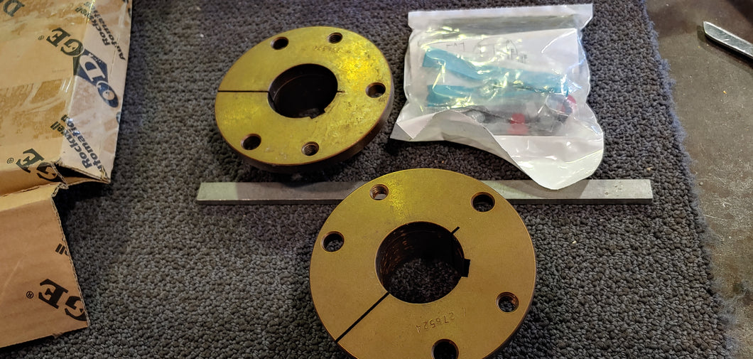 Dodge Tapered Bore Bushing Kit 6011178 C350 1-11/16