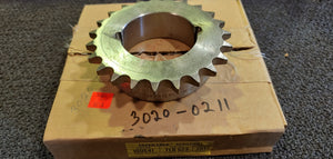 Dodge 100541 TLB523 2012 Taper-Lock Sprocket