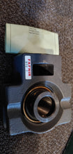 Timken (Fafnir) RTU1 Take-Up Ball Bearing Unit - Side Mount, 1.0000 in Bore, Cast Iron Housing, Eccentric Collar, 0.5313 in Slot
