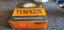 Timken 39581 Tapered Roller Bearing Cone - 2.2500 in ID, 1.1875 in Cone Width, Chrome Steel Material