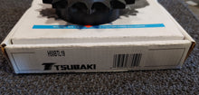Tsubaki  50BTL19 Bushing Bore Roller Chain Sprocket - Taper Locking, 50 / 5/8 in, 19 Teeth, 1610 Bushing, Steel Material
