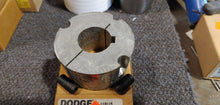Dodge 119115 Taper-Lock Bushing - 2517 Series, 1.4375 in Bore, Finished with Keyway, 3/8 x 3/16 in Keyway, Sintered Steel