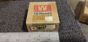 "T.B. Woods SH138 Quick Disconnect Bushing 1-3/8"" Bore"