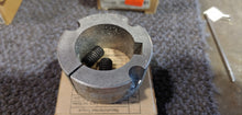 Dodge 117162 Taper-Lock Bushing - 1610 Series, 1.4375 in Bore, Finished with Keyway, 3/8 x 3/16 in Keyway, Sintered Steel