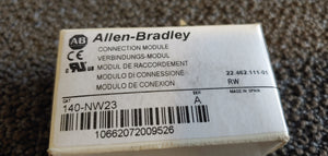 Allen Bradley 140-nw23 Connection Module 140NW23 Series A