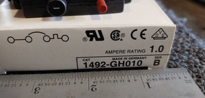Allen-Bradley 1492-GH010 Series B Supplementary Protector 1 Amp