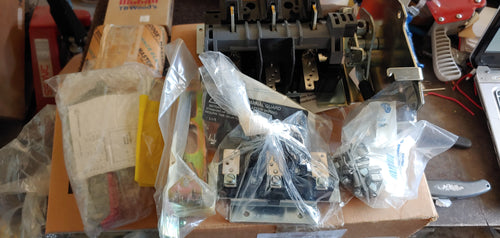 Allen Bradley 1494V-DS30 Ser: D Right Hand Disconnect Switch 30A