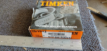 Timken 552A Tapered Roller Bearing Cup - Single Cup, 4.8750 in OD, 1.1875 in Width, Chrome Steel, Non-Flanged Cup