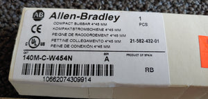Allen-Bradley 140M-C-W454N 3-Phase Comm. Link, 45mm Spacing, 4 Starters, Ser. A