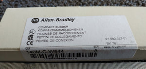 Allen Bradley 140M-C-W544 3-Phase Compact Busbar for 140M-C,-D Circuit Breakers, 54mm Spacing, 4 Starters, Series A