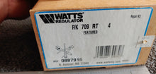 Watts Regulator 0887916 4 Backflow Complete Rubber Repair Kit, Series 709 RT 4