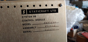 Staticraft EGT1500 System 88 Industrial Computer Control Genset Controller