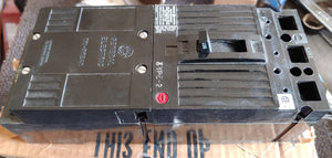 General Electric TB13100BWE09 Tri-Break Circuit Breaker Type:TB-1 600VAC 100Amp