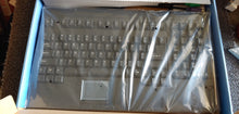Adesso Rack mount Touchpad Keyboard PS/2