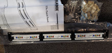 Black Box JPM111A-R5 - BLACK BOX CORP JPM111A-R5 CAT5E ECONO PATCH PANELS, 24-PORT Condition: New