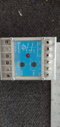 Crompton Instruments 252-PAUU Time Delay Relay