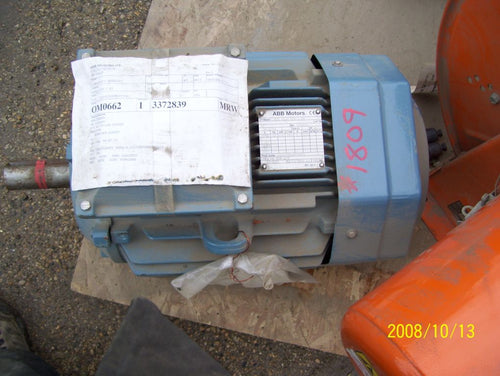 10 HP ABB Electric Motor