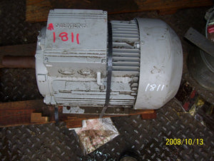 10 HP Siemens Electric Motor